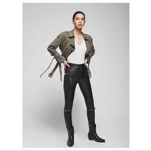 Anine Bing Jackets & Coats - NWT SS 2019 ANINE BING ARIA TRENCH - GREEN $349